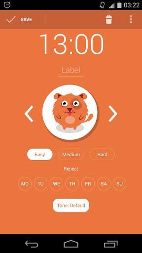 تطبيق Timy Alarm Clock منبه احترافي جميل
