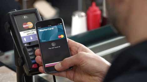 خدمة الدفع الالكتروني Apple Pay
