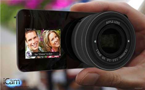 كاميرا آبل الذكية أو iCam