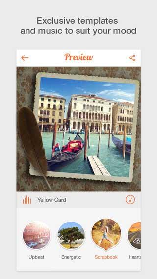 تطبيق GoPix لتعديل صور الانستغرام للايفون