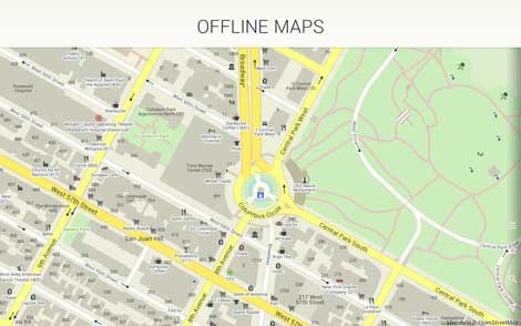 تطبيق MAPS.ME خرائط بدون انترنت للاندرويد - مجانا