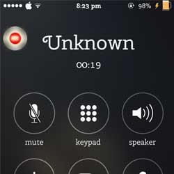 سيديا: أداة Audio Recorder لتسجيل المكالمات الصوتية