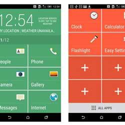 صور مسربة لجهاز HTC ONE M8 بنظام الأندرويد 5.0