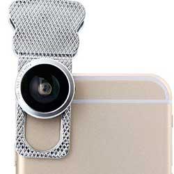 اكسسوارات: عدسة تكبير احترافية للأيفون وغيره من الأجهزة