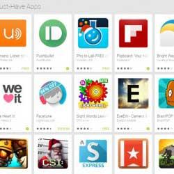 صورة جوجل تنشر قائمة بـ 127 تطبيق يجب عليك تحميله على جهازك
