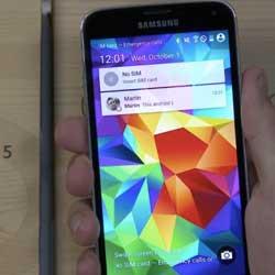 Photo of جهاز جالاكسي S5 يحصل على تحديث أندرويد 5.0 رسميا