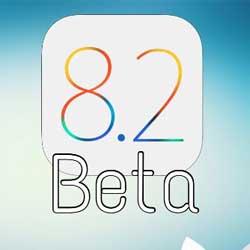 Photo of آبل تقوم بإطلاق الإصدار 8.2 beta للمطورين