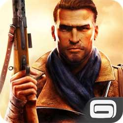 وصول لعبة Brothers in Arms® 3 القتالية للأندرويد