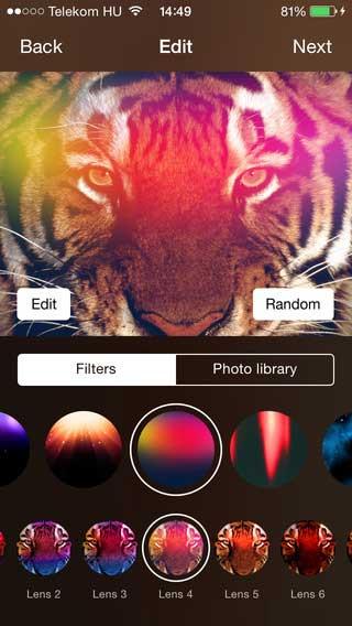 تطبيق Filtery ثورة في تحرير الصور و تعديلها
