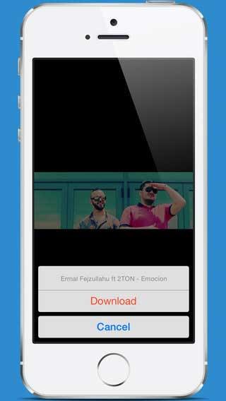 تطبيق VidLoad لتصفح وتحميل مقاطع الفيديو للأيفون