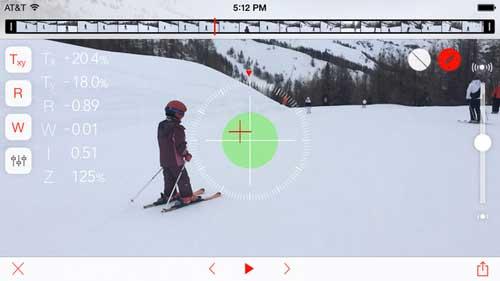 تطبيق Emulsio لتعديل الفيديو في الوقت الحقيقي