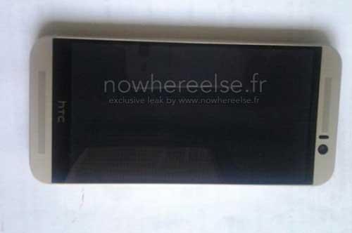 صور مسربة لجهاز HTC One M9 - نفس التصميم
