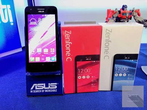 شركة Asus تعلن رسميا عن جهاز ZenFone C