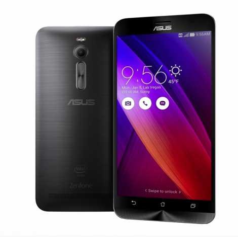 ASUS تعلن عن هاتفها الرائع ZenFone 2 - مواصفات عالية