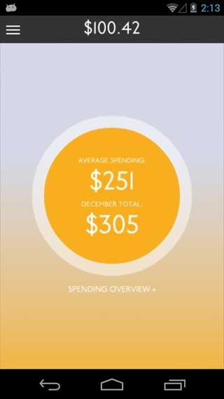 تطبيق Moven لحساب مصاريف الشهرية والادخار للاندرويد