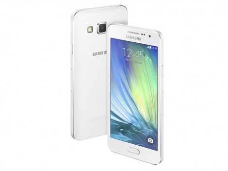 سامسونج تعلن رسميا عن جهاز Galaxy A3 في الهند
