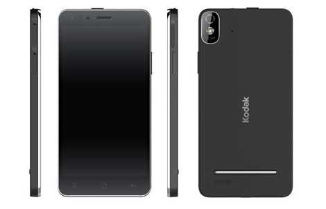 شركة كوداك تدخل عالم الهواتف الذكية بجهاز IM5