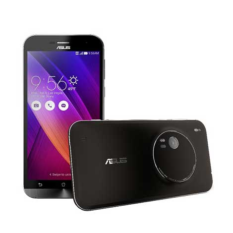 شركة ASUS تعلن عن جهازها الجديد ZenFone Zoom