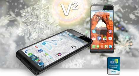 هاتف Saygus V2 بسعة تخزين قدرها 320 جيجا
