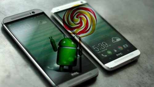 قائمة أجهزة HTC التي ستحصل على الأندرويد 5.0