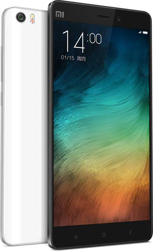 شركة Xiaomi تكشف رسميا عن جهازها Mi Note