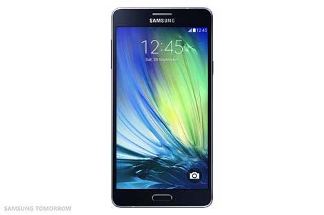 سامسونج تعلن رسميا عن إطلاق جهازها Galaxy A7