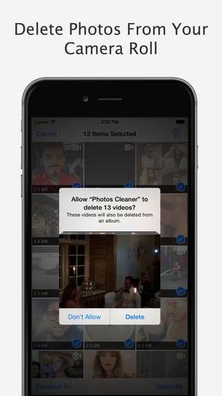 تطبيق Photos Cleaner لمعرفة تفاصيل الصور وحذف الزائد