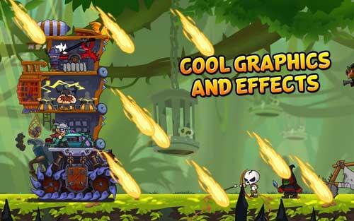 لعبة Monster Mania TD: First Strike للأندرويد