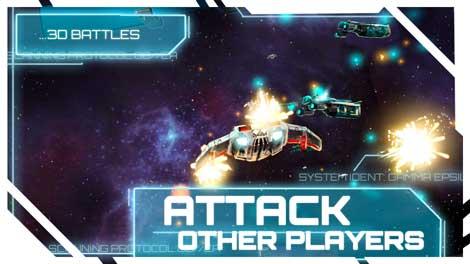 لعبة Colony Attack العصرية الرائعة حرب الفضاء للاندرويد