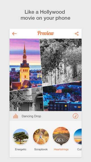 تطبيق GoPix محرر فيديو احترافي للأيفون