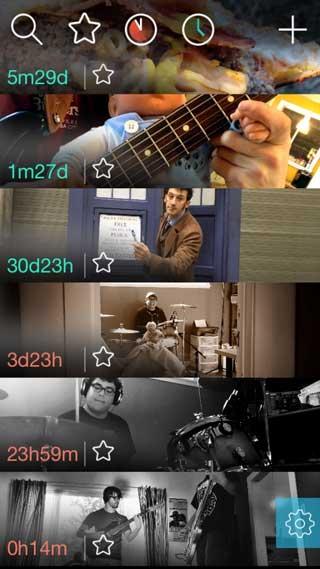 تطبيق SnapTill لالتقاط الصور وإدارتها والعديد من المزايا
