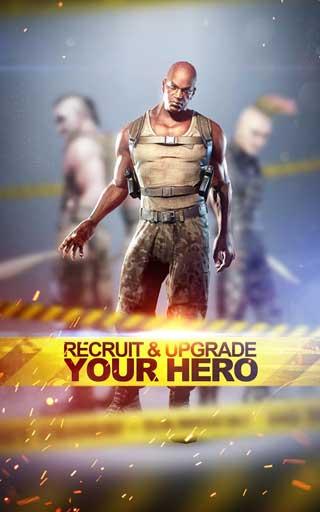 لعبة War Zone: World of Rivals الاستراتيجية للأندرويد