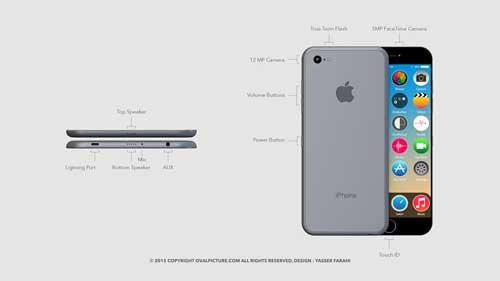 صور تخيلية عربية لما سيكون عليه الأيفون 7