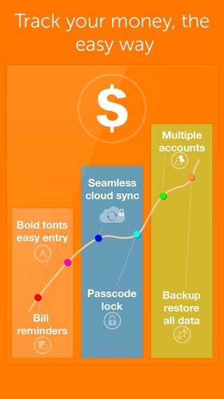 تطبيق Easy Spending لمراقبة مصاريفك المالية