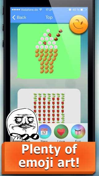 تطبيق Emoji Universe لمحبي تصميم الايموجي