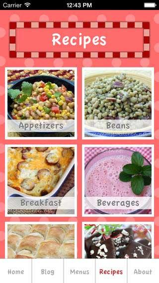 تطبيق Mommy's Kitchen وصفات لذيذة وعالمية