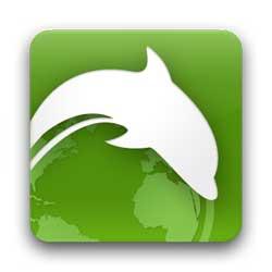 تحديث جديد لمتصفح Dolphin Browser للاندرويد