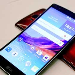 شركة LG تعلن رسميا عن جهاز G Flex 2 منحني الشاشة !