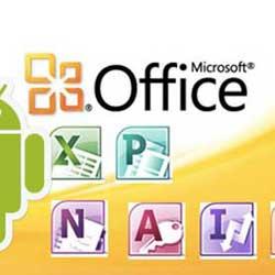 برامج مايكروسوفت أوفيس متوفرة الآن في متجر جوجل بلاي