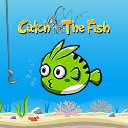 لعبة Catch The Fish صيد السمك