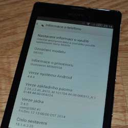 جهاز Sony Xperia T3 يحصل على الأندرويد كيت كات 4.4.4