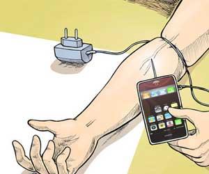 دراسة: مستخدموا الأيفون لا يمكنهم التخلي عنه أبدا !