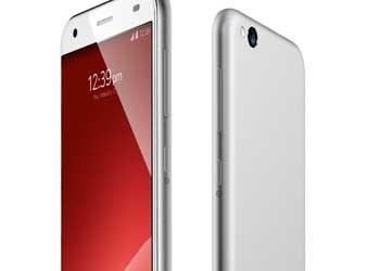 Photo of هاتف Blade S6 المميز من شركة ZTE