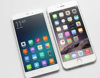 Photo of فيديو: شركة Xiaomi الصينية تسخر من الأيفون 6 بلس