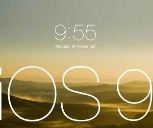 آبل تقوم باختبار الإصدار iOS 9 والإطلاق خلال هذا العام