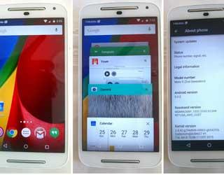 جهاز Moto G الجيل الأول والثاني يحصلان على الاندرويد 5.0.2
