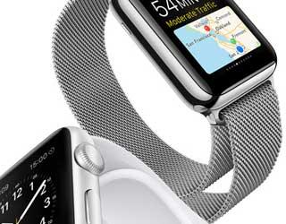 ساعة آبل الذكية: عرض نسخة مقلدة من الساعة للبيع في إيباي