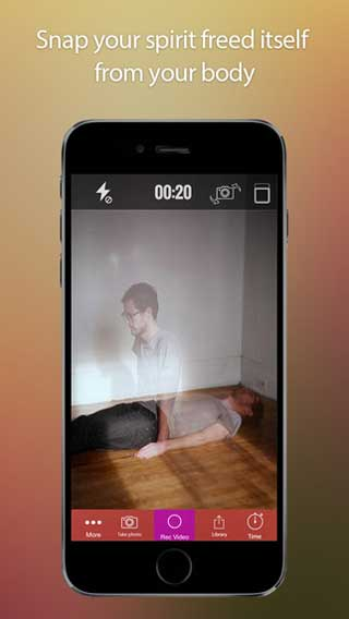 تطبيق Ghost Lens 2 لتعديل الصور والفيديو - احترافي ورائع