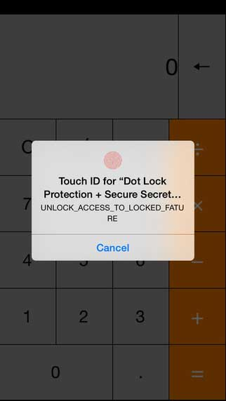 تطبيق Secret Safe Vault Manager لإخفاء صورك