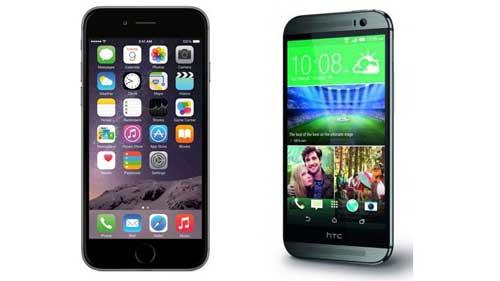 HTC تسخر من الأيفون وتقول أنه ممل جدا !